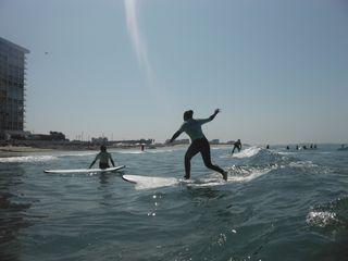 August 1 Coronado Surfing #3