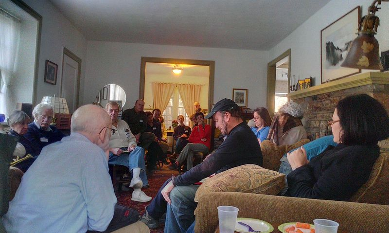 Philadelphia house party climate legacy2