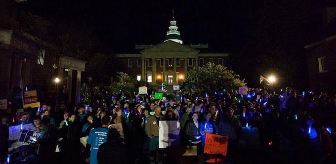 Annapolis-rally