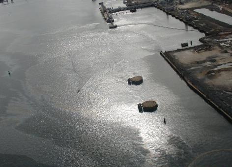 D13 - Arthur Kill Sandy - NOAA