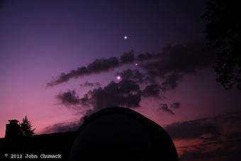 May 2013 Venus_Jupiter_Aldebaran_ChumackHRweb