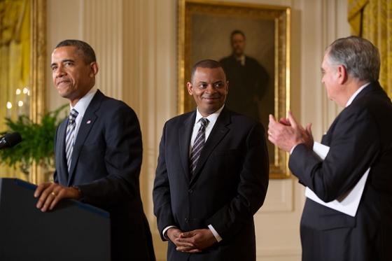 Foxx and Obama