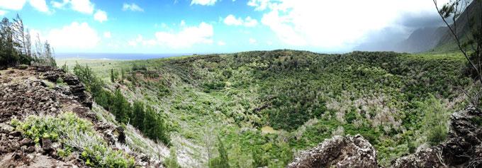 Kuahoko-Crater