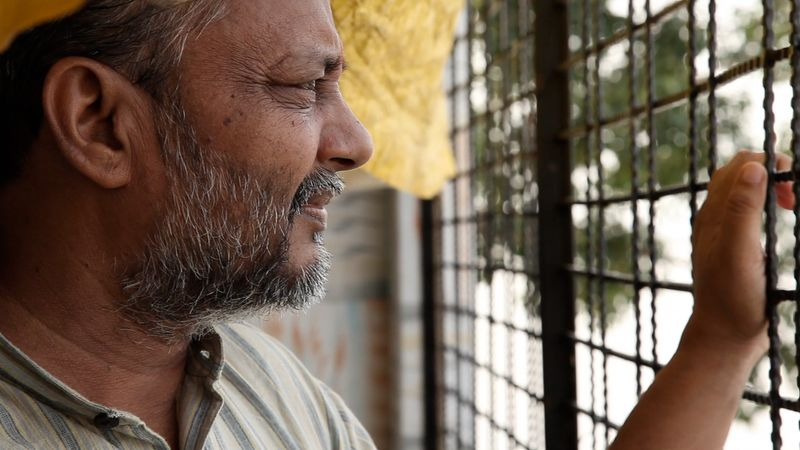 RajendraSingh_Looking_onto_Ganges