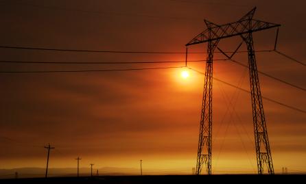Bakersfield Sunset