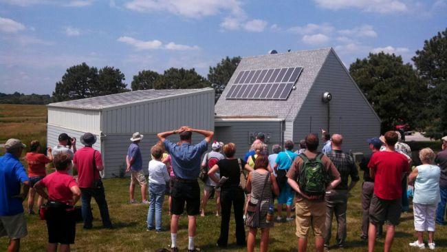 Solar tour 1
