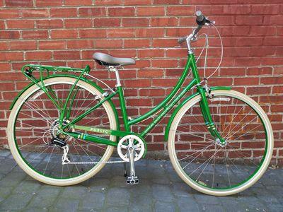Sierra Club bike