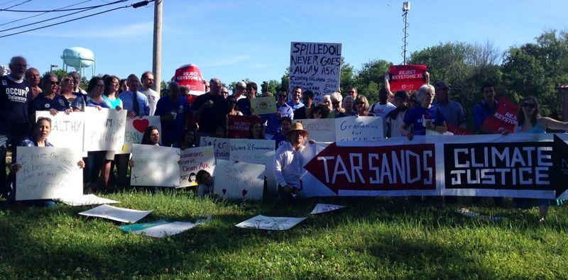 DE tar sands hearing