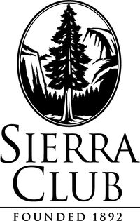 Sierra club tree logo