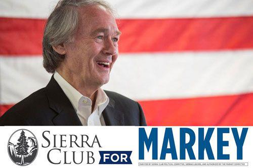 Sierra Club for Markey