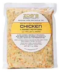 Zoes Premium dog food