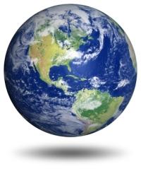 Earth--reshaped