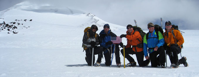 Climbing-Mt.-Adams