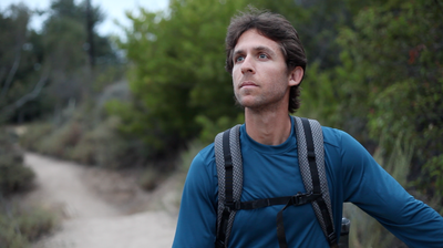 Hiker Josh Garrett Breaks PCT Record