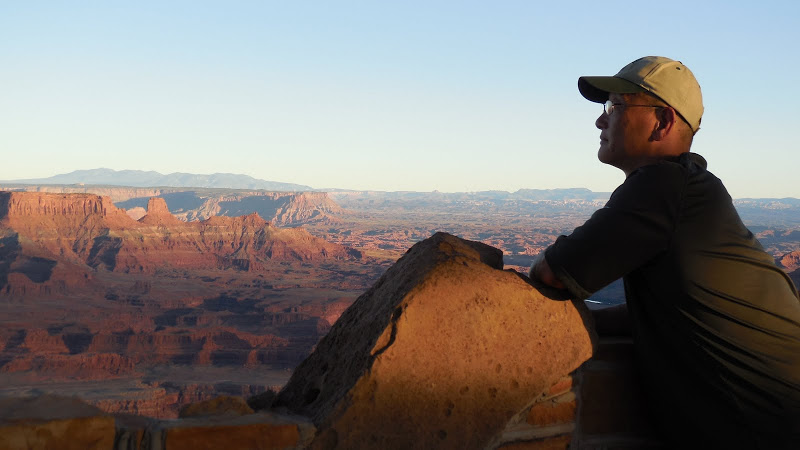 Dan Chu looks at Canyonlands
