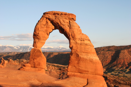Arches national park-delicate arch