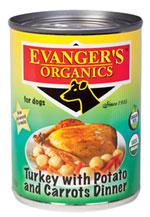 Evangers pet food