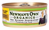 Newmans Own pet food