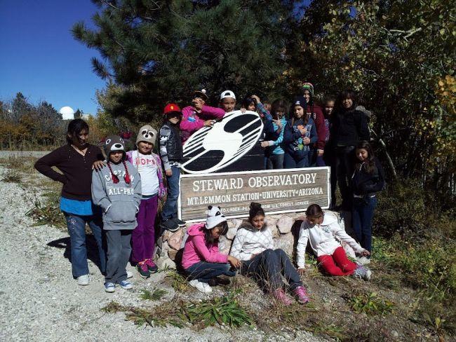 Mt. Lemmon observatory