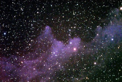 Chaco night sky