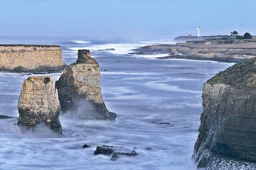 Scott Chieffo Sea Stacks-Lighthouse