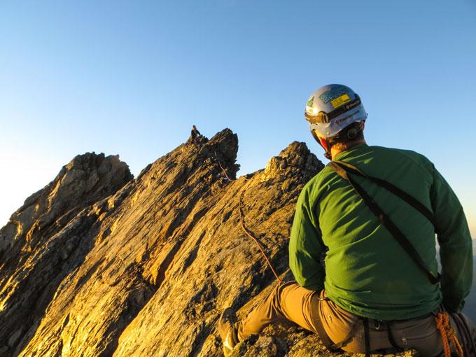 Climbing-to-Olympus