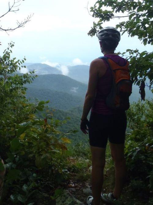 Biking in the GW