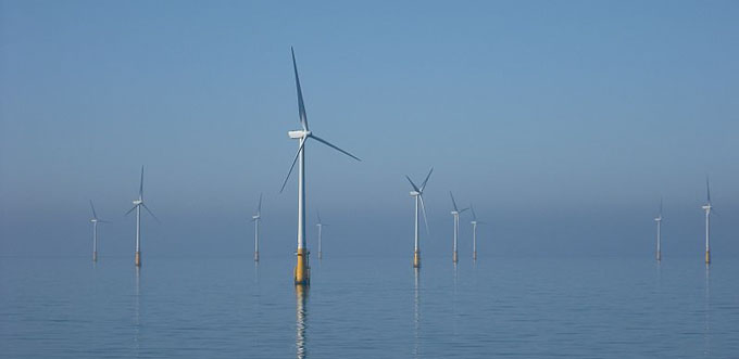 Offshore-wind-turbines