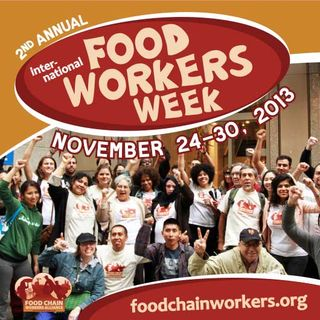 Food chain workers week
