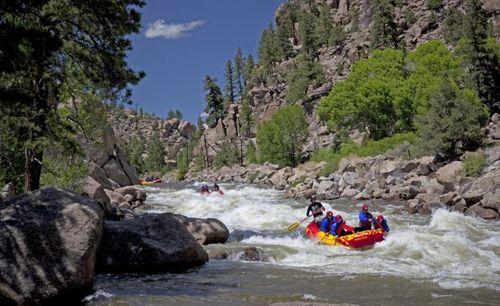 Browns Canyon, Colorado, credit John Fielder, johnfielderdotcom