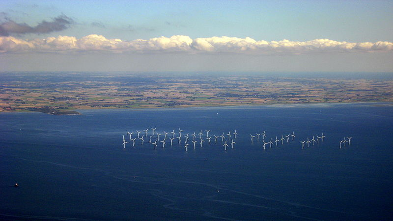 Sweden offshore wind farm