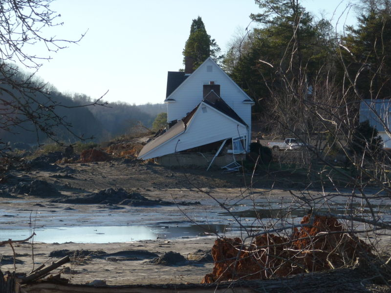 TVA Coal Ash Spill 2
