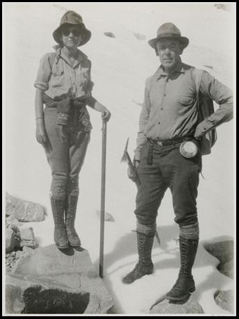 Sierra Club High Trip 1928