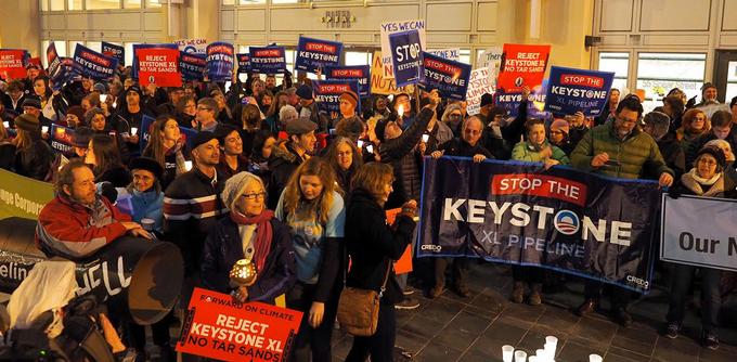 Keystone-XL-vigil