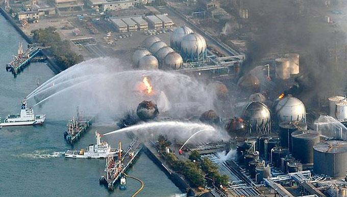 Fukushima-Daiichi-plant