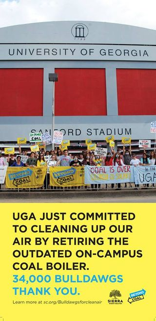Uga beyond coal