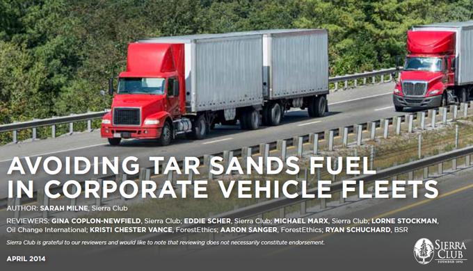 Tar-sands-free-fleets