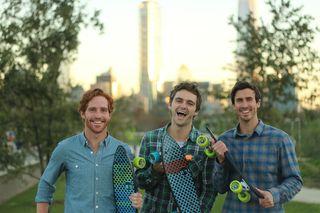 Bureo Skateboards turn fishnets into boards