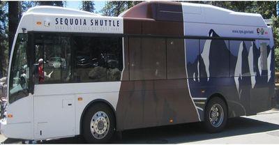 Sequoia Shuttle