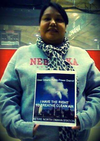 Omaha beyond coal photo petition3
