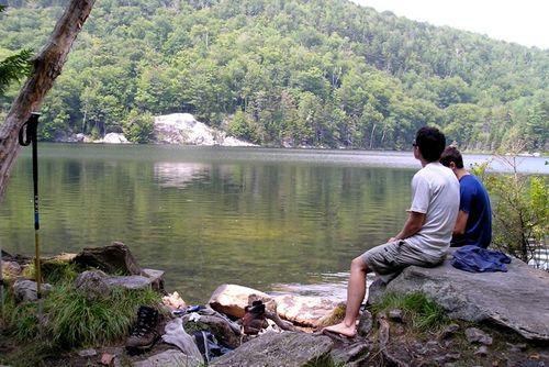 Little Rock Pond, VT