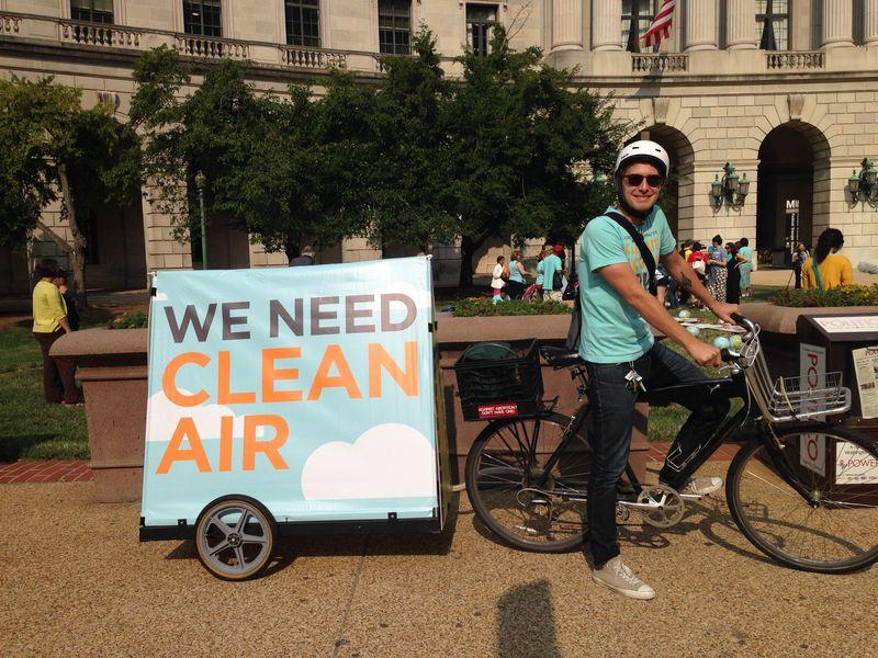 DC EPA hearing bike