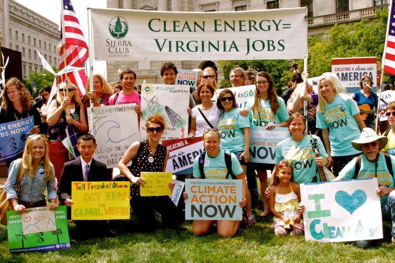 DC EPA rally - photo by Javier Sierra