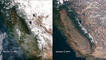 Calif-snow-2013-vs-2014