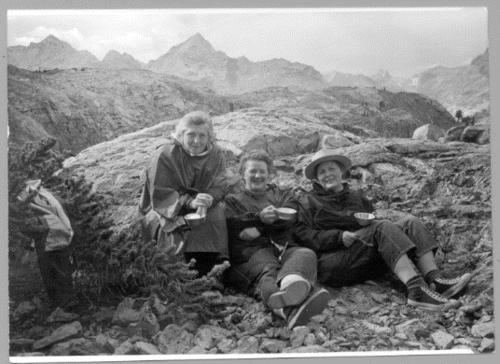 Sierra Club High Trip 1946