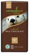 Endangered Species Chocolate, milk chocolate