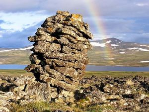 Undiscovered National Parks - Lake Kuzitrin at Bering Land Bridge National Preserve