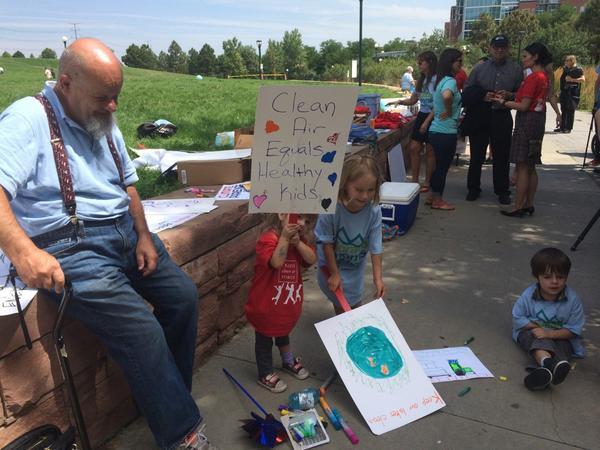 Denver kids- photo by Conservation CO