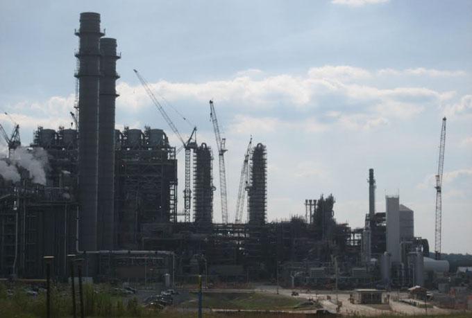 Kemper-coal-plant