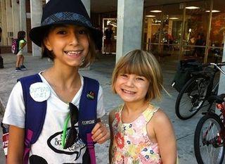 Gina's kids